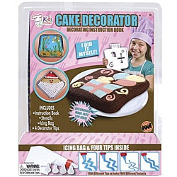 Cake Decorator Kit