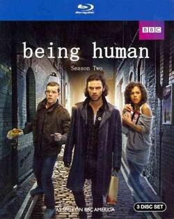 Being Human: Season Two (Blu-ray Disc)