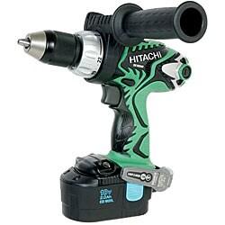 Hitachi 18-volt 1/2-inch Cordless Driver Drill (Reconditioned)