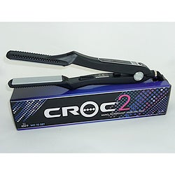 Turboion Croc2 Wet/ Dry 1-inch Ceramic Flat Iron