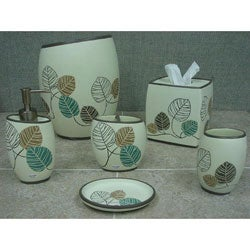 Sherry Kline Paradigm Bath Accessory 6-piece Set