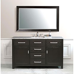 'Anna' 60-inch Single-sink Bathroom Vanity