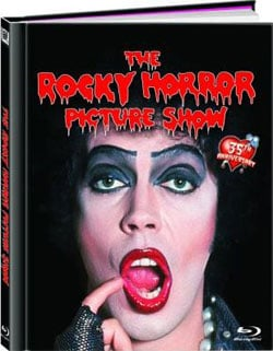 Rocky Horror Picture Show (35th Anniversary Edition DigiBook) (Blu-ray Disc)