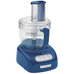 KitchenAid RKFP750BW Blue Willow 12-cup Ultra Wide Mouth Food Processor (Refurbished)