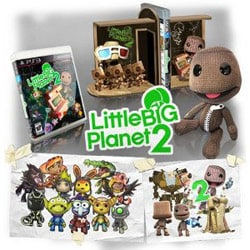 PS3 - LittleBigPlanet 2 Collector's Edition
