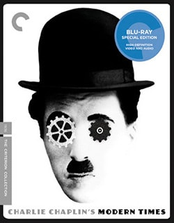 Modern Times - Criterion Collection (Blu-ray Disc)
