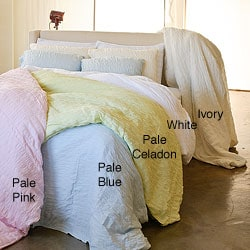 Seabury Voile Cotton King-size Duvet Cover Set