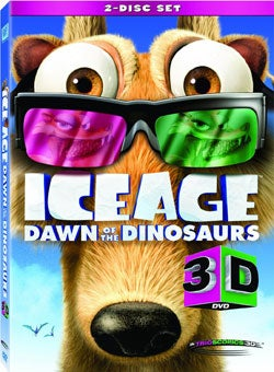Related pictures ice age dawn of the dinosaurs 3d blu ray