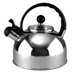 Stainless Steel 2.5-quart Tea Kettle