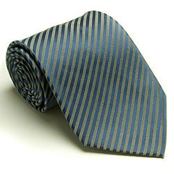 Platinum Ties Men's 'Blue Mood' Tie