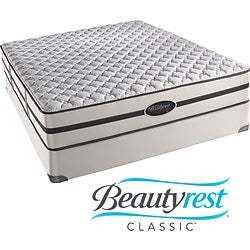 Beautyrest Classic Porter Extra Firm Queen-size Mattress Set
