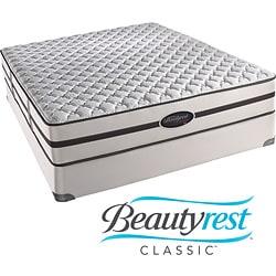 Beautyrest Classic Porter Extra Firm Queen-size Mattress ...