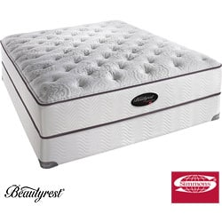 Beautyrest Anniversary Cypress Hill Plush Firm Queen-size Mattress Set