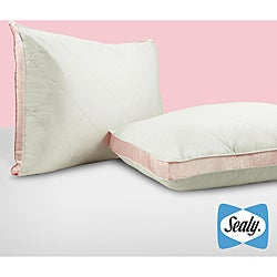 Sealy 300 Thread Count Soft Support Pillows (Set of 2) | Overstock