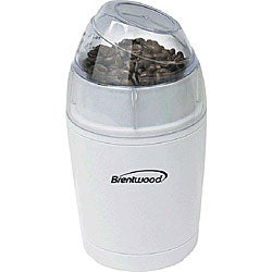 Brentwood Appliances CG-150 3.5-ounce Coffee Grinder