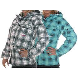 PipeLine Women's Hysteric Plaid Jacket