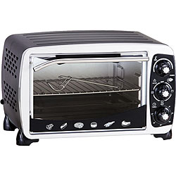 Brentwood TS-355 Extra-large Counter Top Toaster Oven