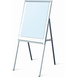 Testrite Heavy-duty Instructional Marker Board Easel