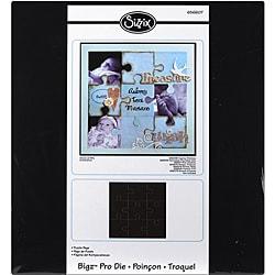 Sizzix Bigz Big Shot Puzzle Page Pro Die