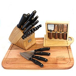 Chicago Cutlery Metropolitan 26-piece Knife Set