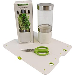 Silvermark 3-piece Herb Set