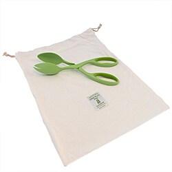 Silvermark Green 2-piece Salad Set
