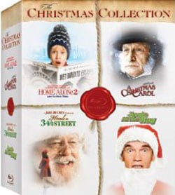 The Christmas Collection (Blu-ray Disc)