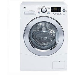 LG White 2.7-cubic-foot 24-inch Compact Washer