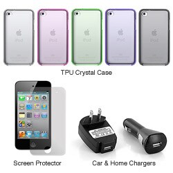 Apple iPod Touch 4th Generation Starter Combo