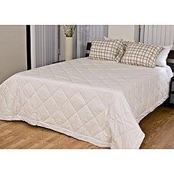 Organic Queen 240 Thread Count Cotton Blanket