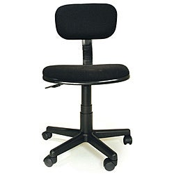 Black Adjustable Ergonomic Office Chair