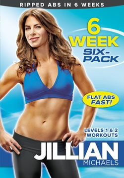 Jillian Michaels - 6 Week Six Pack (DVD)