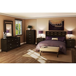 Vendome 4-piece Bedroom Set