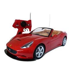 Tri Band 1:10-scale Remote Control California Ferrari RTR SuperCar