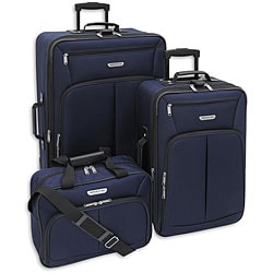 American Trunk and Case Jackson 3-piece Luggage Set