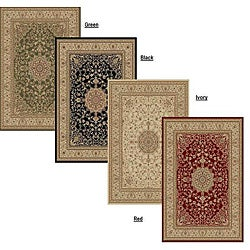 Kingston Multi-color Oriental Rug (7'10 x 10'6)
