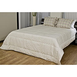 Organic 240 Thread Count Cotton Comforter