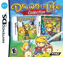 NinDS - Drawn To Life Collection - By THQ