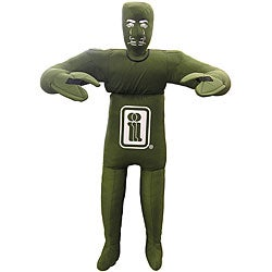 I&I Sports Green Fighting Man Dummy