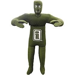 I&I Sports Green Fighting Man Dummy