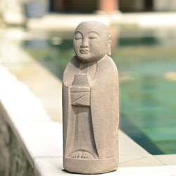 Ash and Cement Jizo Statue (Indonesia)