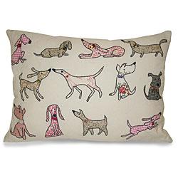 Best Friends Decorative Pillow
