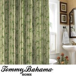 Tommy Bahama Grand Banyan Shower Curtain