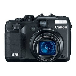Canon PowerShot G12 10MP Digital Camera