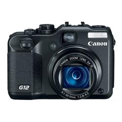 Canon PowerShot G12 10MP Digital Camera