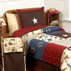 Sweet JoJo Designs Wild West Cowboy Comforter Set