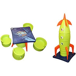 Toy Story Rocket Table &#39;N Chairs