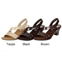 Aerosoles Women's 'Brasserie' Low Heel Sandal FINAL SALE