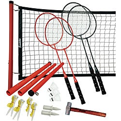 Franklin Sports Elite 4-player Badminton Set