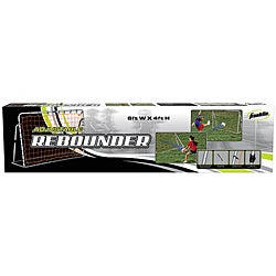 Franklin Sports Adjustable Kids' Soccer Rebounder Net